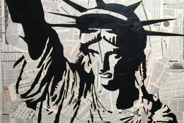 The Price Of Liberty - SOLD