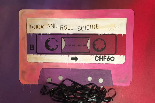 Rock N Roll Suicide
