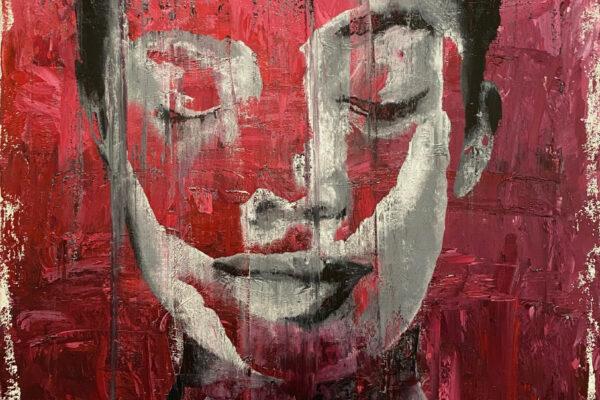 "24""x30"" - Oil on canvas"